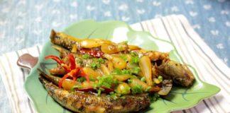 Sơ chế cá bống làm món kho