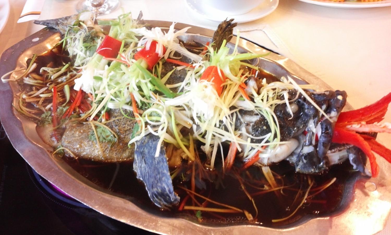 Chế biến cá song hấp xì dầu tại nhà