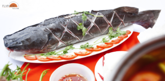 Lẩu cá lăng măng chua hấp dẫn
